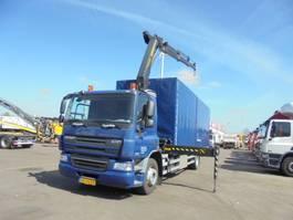 crane truck DAF CF 65 51000KM 2009