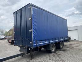 sliding curtain trailer Tracon TM.20 2003