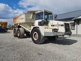 wheel dump truck Terex TA 30 2000