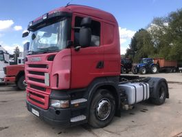 cab over engine Scania R380 **MANUAL GEAR-FRENCH TRUCK** 2007