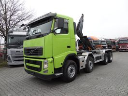 container truck Volvo FH13 460 8X4 HAKEN 2011