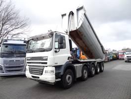 tipper truck > 7.5 t DAF CF 85 10X4 2011