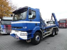 container truck Renault Kerax 370 26 6X4 2006