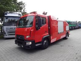 tow truck lcv Renault D180.75 Pannenhilfe 2016
