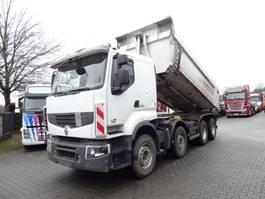 tipper truck > 7.5 t Renault Lander 460 .32 8X4 2013