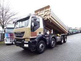 tipper truck > 7.5 t Iveco Trakker 340 8X4 2015