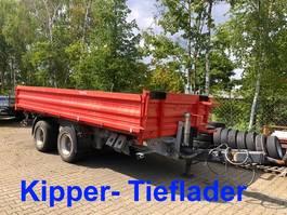 Kipper <3.5 t Möslein TTD 19 Schwebheim 19 t Tandemkipper- Tieflader 2015