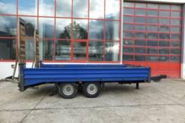 lowloader trailer Humbaur tt Tandemtieflader mit ABS 2009