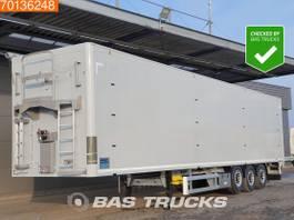 Schubbodenauflieger Knapen Trailers K100 92m3 10mm Floor Liftaxle 3 axles *New Unused* 2021