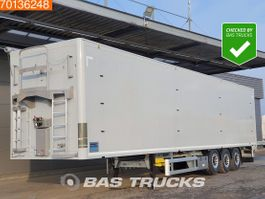 walking floor semi trailer Knapen Trailers K100 92m3 10mm Floor Liftaxle 3 axles *New Unused* 2021