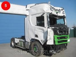 hazardous materials tractorhead Scania R500 HIGHLINE 2017