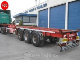 Wechselbrücke Auflieger Renders RSCC 12.27 container semi trailer 1997