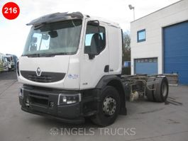 chassis cab truck Renault Premium 380 SLEEPER CAB 2014