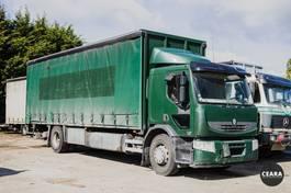 sliding curtain truck Renault Premium 280 Moteur HS