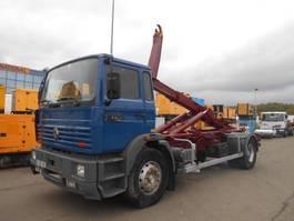 drop side truck Renault G 1996