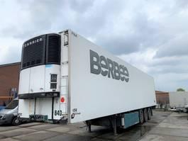 refrigerated semi trailer Van Eck DT 39 3N-CARRIER MAXIMA PLUS -270CM HOOG-HOLLAND KOELOPLEGGER 1997