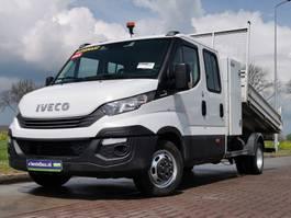 tipper lcv Iveco Daily 35 C 14 kipper automaat! 2018