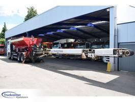 Bandwagen  MAN TGA 32.460 8x4, Manuel, Big axle, Truckcenter Apeldoorn 2002