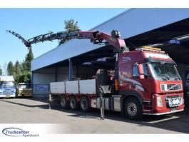 platform truck Volvo FM 500 Palfinger PK 40002 + Jib PJ 080, 8x4, Truckcenter Apeldoorn 2010