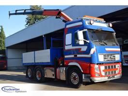platform truck Volvo FH 540 Palfinger PK 18002, Euro 5, 6x2 Reduction axle, Truckcenter Apeldoorn 2011