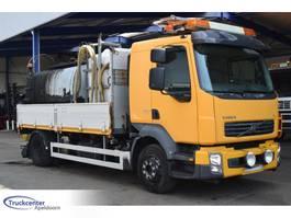 Bitumenspritzer Volvo FL 280 , Bitumen, Euro 5, Manuel, 120.000 km, Truckcenter Apeldoorn 2009