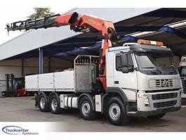 platform truck Volvo FM12 64500km!, Palfinger PK72002, Manuel, 8x2, Truckcenter Apeldoorn 2004