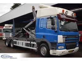 container truck DAF CF 85 Manuel, Euro 5, 6x2, VDL, Truckcenter Apeldoorn 2007