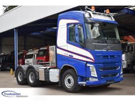heavy duty tractorhead Volvo FH 540 80 Tons, 6x4 Big axle, Hydraulic, Retarder, Truckcenter Apeldoorn 2015
