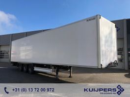 closed box semi trailer LAMBERET / 3 as BPW Disk / IsoBox / NL Trailer / APK TUV 06-21 2014
