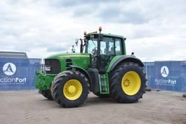 farm tractor John Deere 7530 Premium 2009