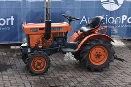 mini - compact - garden tractor Kubota 5001 2010