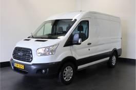 closed lcv Ford Transit 350 2.0 TDCI 130PK L2H2 - Airco - Cruise - PDC - € 18.950,- Ex. 2018