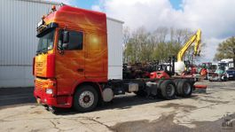 chassis cab truck DAF AS48XS 2002