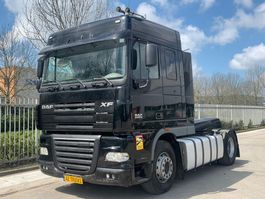 cab over engine DAF XF 105 Manual Gearbox Retarder Refrigerator !!!!!! 2012