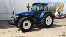 farm tractor New Holland TM120 2006