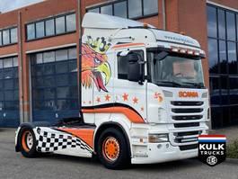 cab over engine Scania R500 / Highline / Retarder / HYDRAULICS 2012