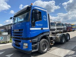 cab over engine Iveco Stralis 500 6X2 2010