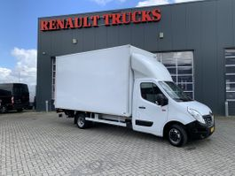 closed lcv Renault Master 165.35 L3 Euro 6 2018