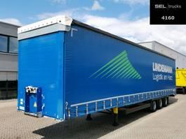 sliding curtain semi trailer Schmitz Cargobull SCS 24/L 13.62 Mega / Hubdach / EDSCHA / XL CodeInserat deaktiviert