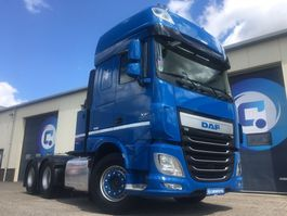 heavy duty tractorhead DAF XF510 FTT 6x4 Euro 6 Schwertransport - Zwaartransport - Heavy load 2014