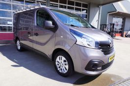 closed lcv Renault Trafic DCI 120 PK T29 L1H1 LUXE Camera/Navi/Cruise/Trekhaak 2018