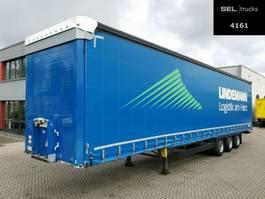 sliding curtain semi trailer Schmitz Cargobull SCS 24/L - 13.62 MEGA /Hubdach /EDSCHA /XL CodeInserat deaktiviert