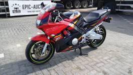 Motorrad Honda CBR600F 1995