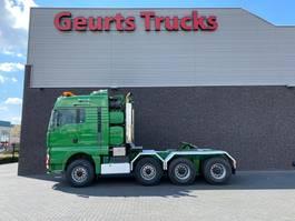 heavy duty tractorhead MAN TGA 41 8X6 BLS WSK HEAVY DUTY TRACTOR 350 TONS PUSH AND PULL 2005