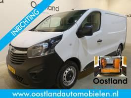 Kastenwagen Opel Vivaro 1.6 CDTI L1H1 Edition Servicebus / Inrichting/ Airco / Cruise Control 2016