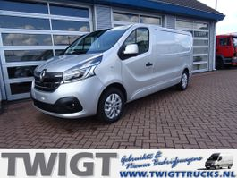 closed lcv Renault Trafic Luxe 2.0 170 L2H1 Automaat/Airco/Camera/Navi 2021
