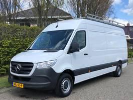 closed lcv Mercedes-Benz Sprinter 316 L3H2 Automaat 3500 kg trekhaak   Imperiaal 2019