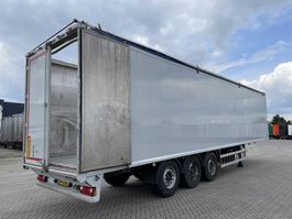 walking floor semi trailer Knapen Trailers K100 - POWERSHEET 2016