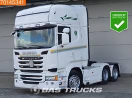 cab over engine Scania R450 6X2 Retarder Liftachse Navi Euro 6 2014