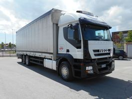 sliding curtain truck Iveco Stralis 360 2009